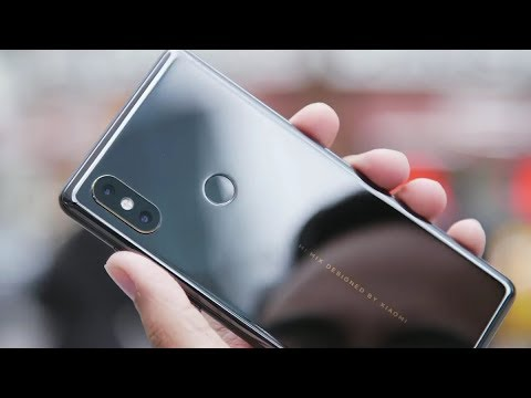 Xiaomi Mi Mix 2S - Обзор на русском ( 8/256 , Snapdragon 845
