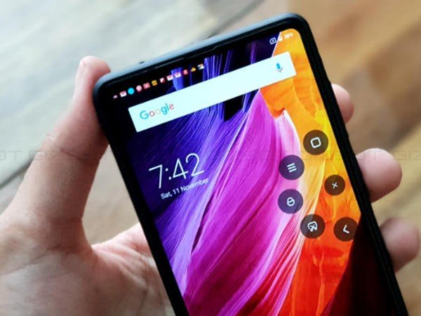 Xiaomi Mi Mix 2S will reportedly be the first Snapdragon 845