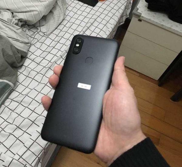 Xiaomi Mi6X показали на реальных фото – Charge-up.ru