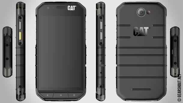 CAT S31 и CAT S41 - ударопрочные и водонепроницаемые смартфоны