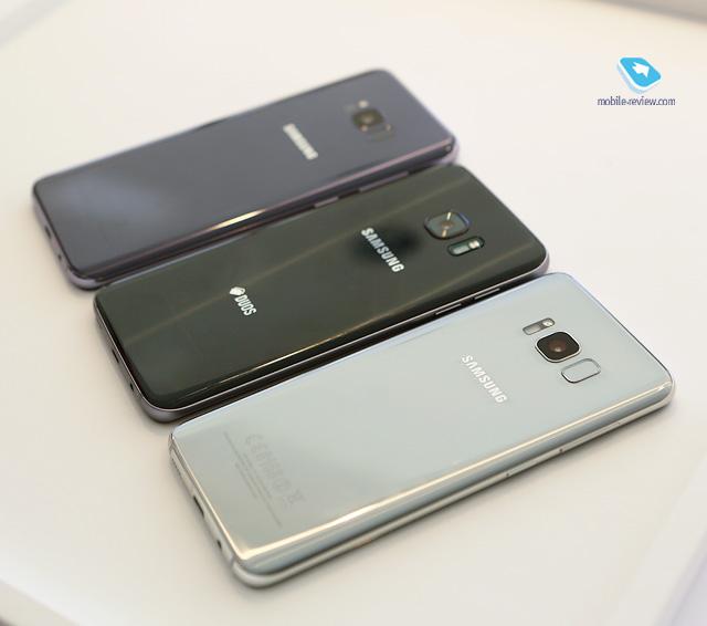 Mobile-review.com Обзор флагмана - Samsung Galaxy S8|S8+ (SM-G950