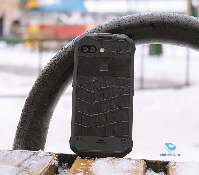 Mobile-review.com Обзор защищенного смартфона AGM X2