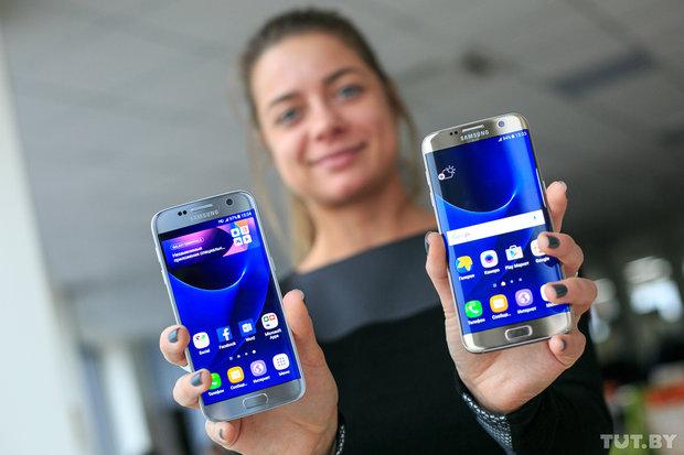 Необычный обзор Samsung Galaxy S7 и Galaxy S7 edge - с 360