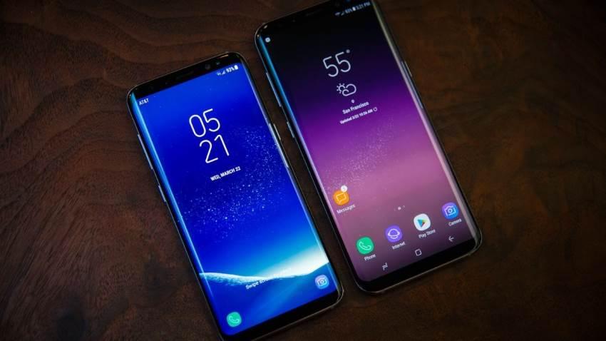 Обзор флагманов Samsung Galaxy S9 и S9 Plus. | Gurugadgets.ru