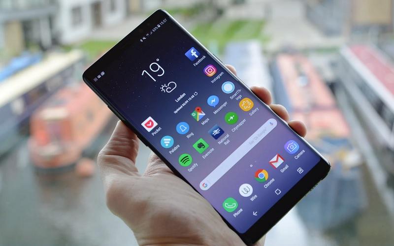 Обзор и характеристики Samsung Galaxy Note 8 - Новые технологии