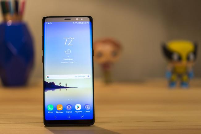 Обзор Samsung Galaxy Note 8: лучший смартфон 2017 года (по крайней