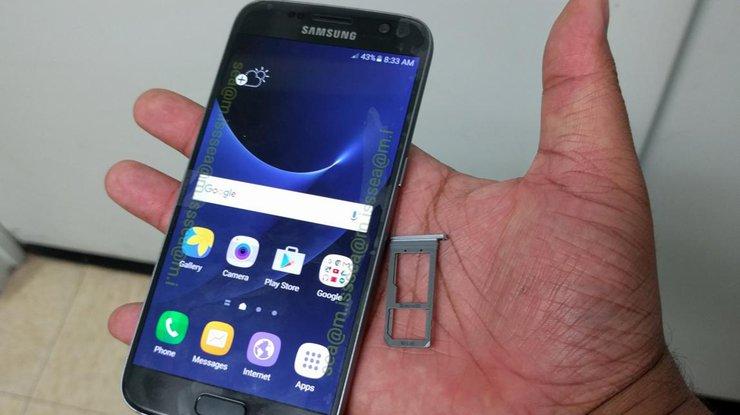 Обзор Samsung Galaxy S7 опубликовали раньше анонса (видео