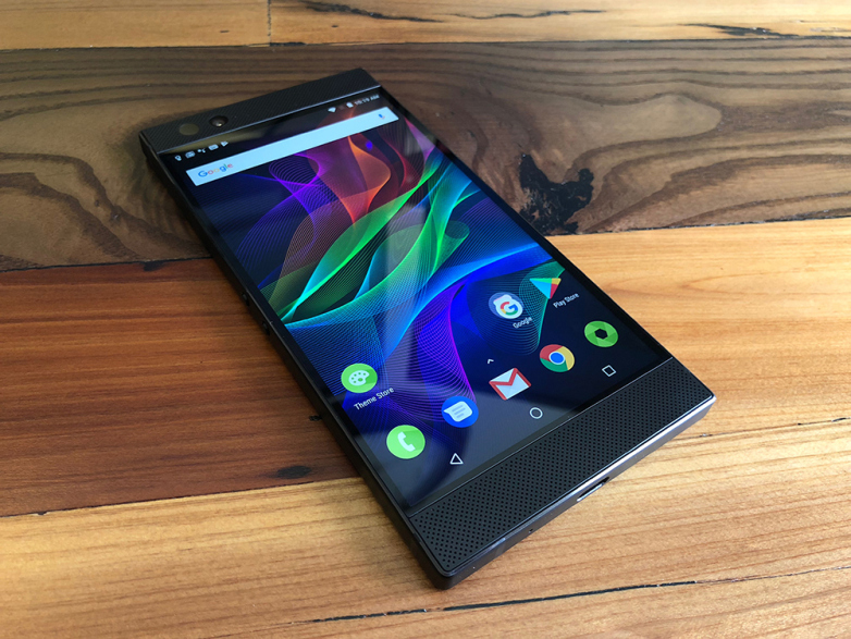 On sale for $400, the Razer Phone isn't a gaming phone any more