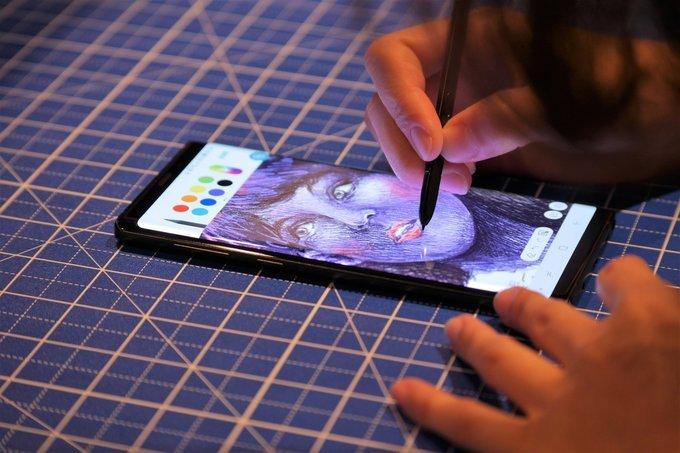 Предварительный обзор Samsung Galaxy Note 9 | Galaxy-Droid.ru