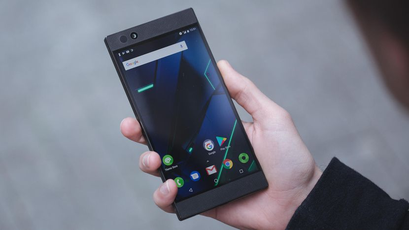 Razer Phone review: It might ruin other phones for you - CNET