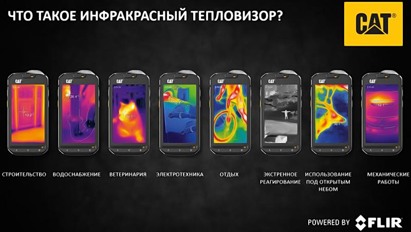 Rozetka.ua | Caterpillar CAT S60. Цена, купить Caterpillar CAT S60