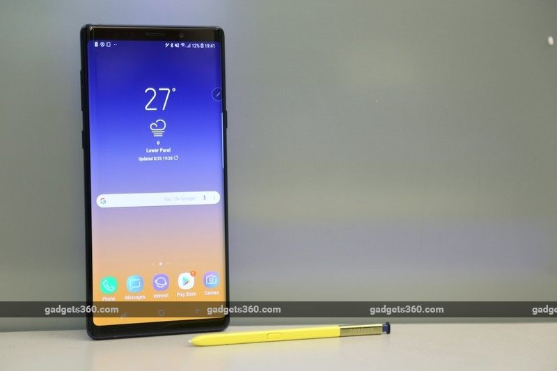 Samsung Galaxy Note 9 Review | NDTV Gadgets360.com