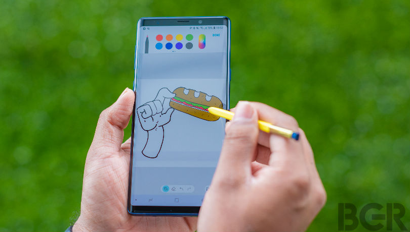 Samsung Galaxy Note 9 Review: Undisputed king of the ring | BGR India