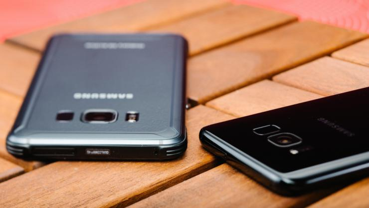 Samsung Galaxy S8 Active Review & Rating | PCMag.com