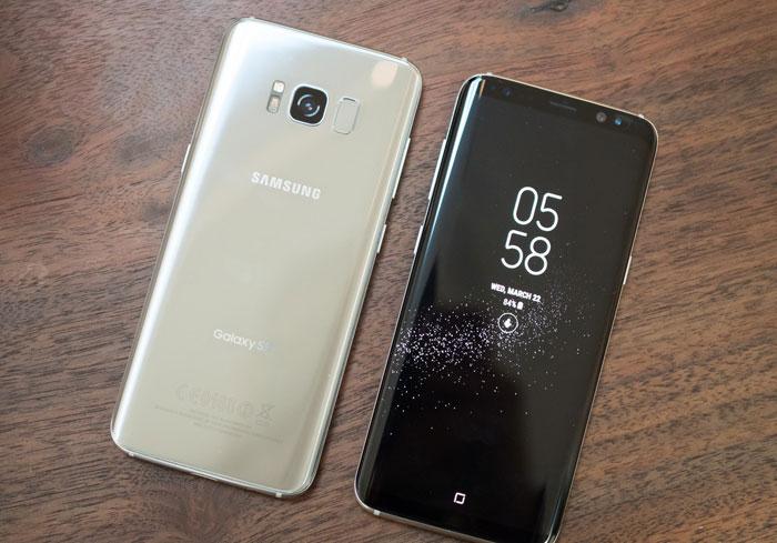 Samsung Galaxy S8 и Galaxy S8+: подробные характеристики, фото