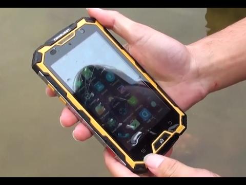 Ulefone Armor 2 Rugged Smartphone with Helio P25 SoC, 6GB RAM