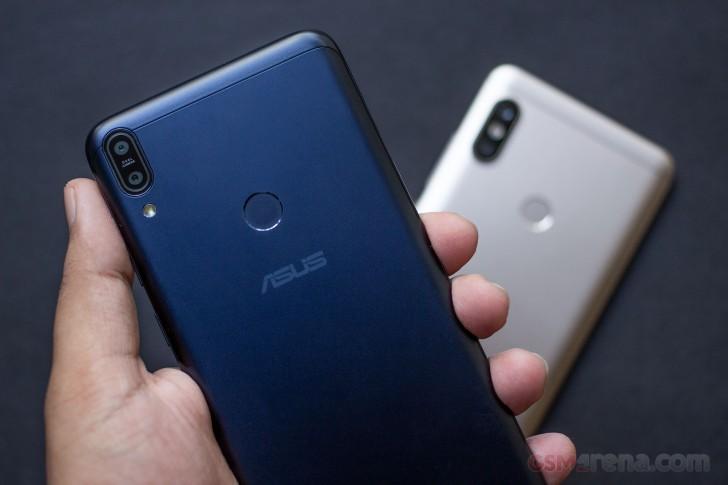 Asus Zenfone Max Pro M1 hands-on review - GSMArena.com tests