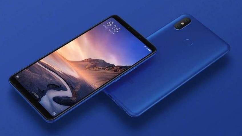 Фаблет Xiaomi Mi Max 3 вышел в синем цвете — Железные новости