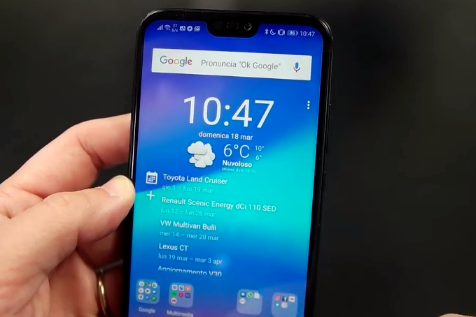 First Huawei P20 Lite video review pops up