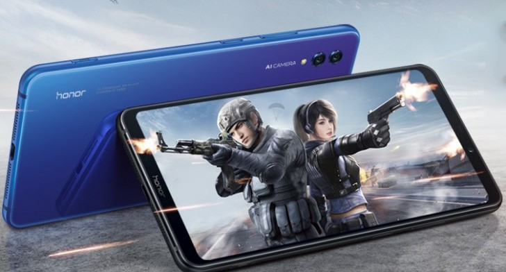 "Huawei Honor Note 10 debuts with 7"" AMOLED display, 5,000 mAh"