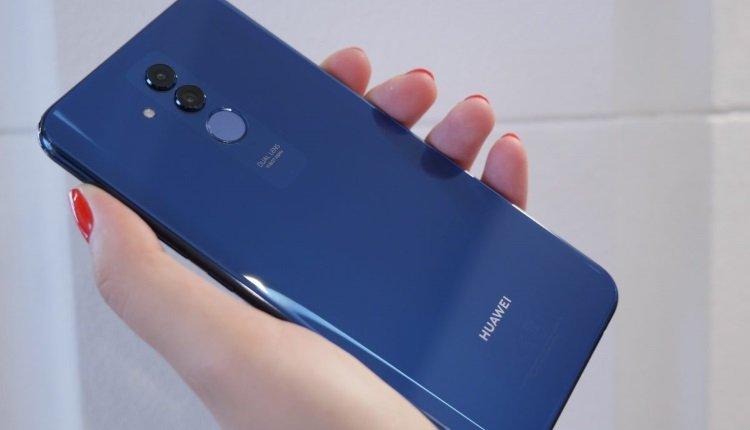 Huawei Mate 20 lite: In Polen schon offiziell | handy.de