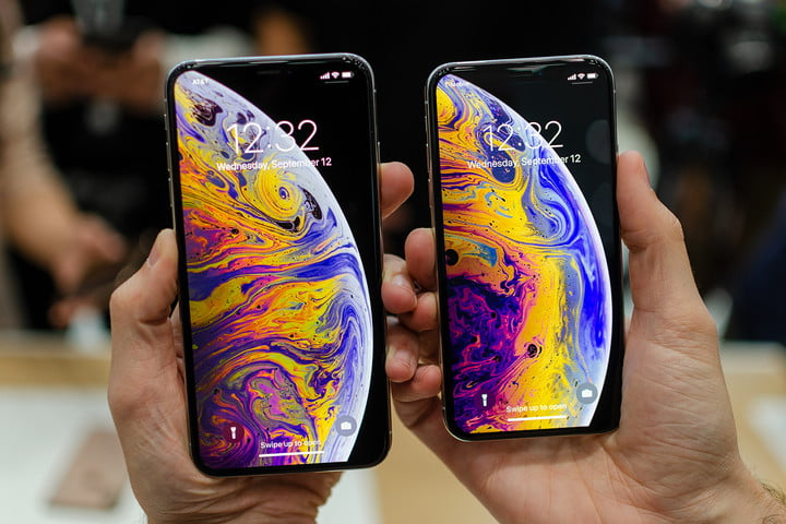iPhone XS, XS Max, and XR: Hands-On Photos | Digital Trends