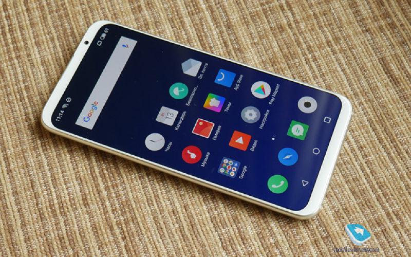 MEIZU 16th и 16th Plus. Первый взгляд от Mobile-Review.com