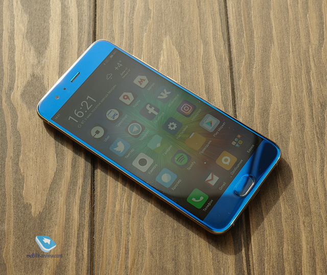 Mobile-review.com Обзор смартфона Xiaomi Mi6