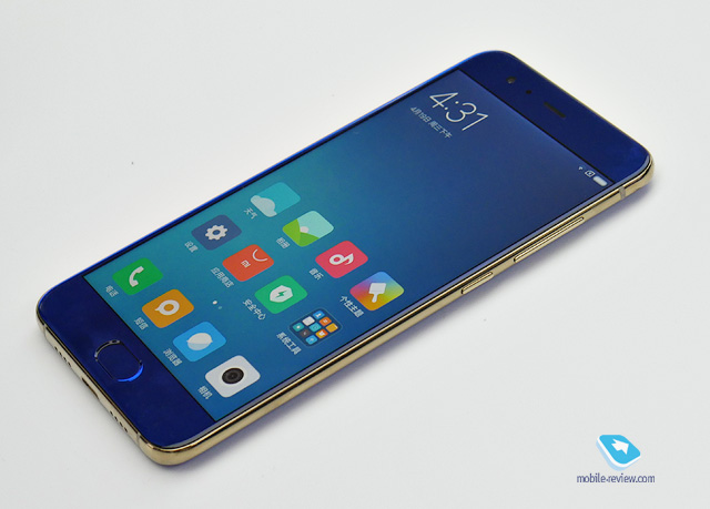 Mobile-review.com Xiaomi Mi6. Первый взгляд