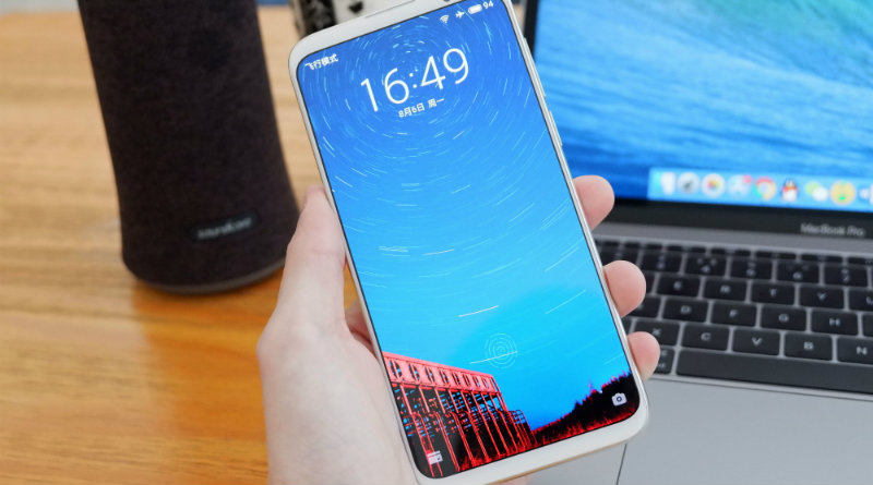 Обзор Meizu 16th со сканером в дисплее | Чудо техники