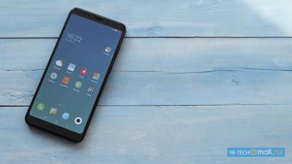 Обзор Xiaomi Redmi 5 Plus: образцовая бюджетная лопата - Hi-Tech