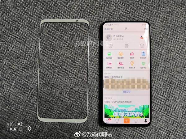 Опубликовано фото фронтальной панели Meizu 16 Plus » China Review