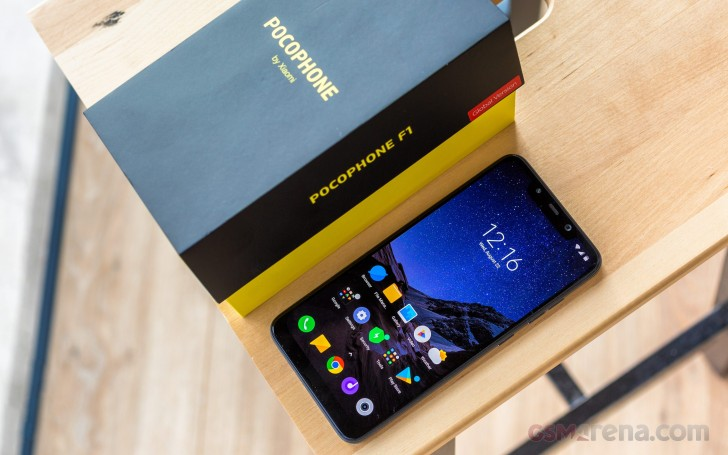 Pocophone F1 by Xiaomi review - GSMArena.com tests