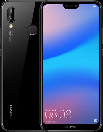 Смартфон Huawei P20 lite Midnight Black – отзывы владельцев в