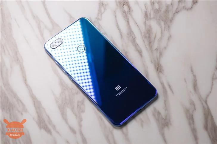 Xiaomi Mi 8 Lite - первый официальный тизер, который выйдет в