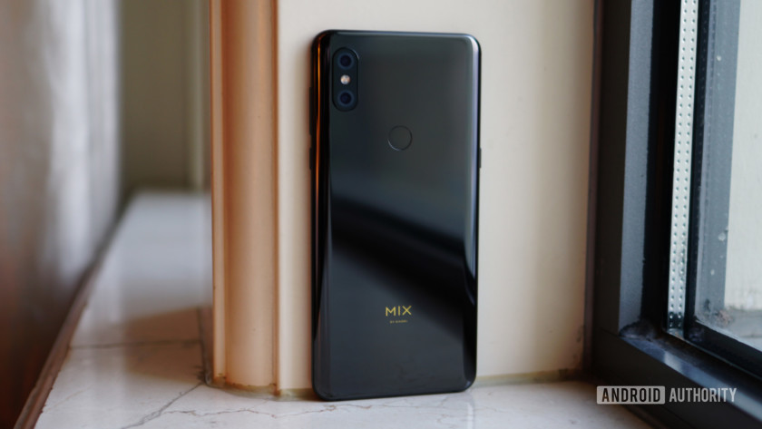 Xiaomi Mi Mix 3 hands-on: The bezel-less slider phone - Android