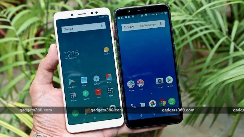 Xiaomi Redmi Note 5 Pro vs Asus ZenFone Max Pro M1 (6GB): Which