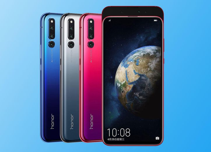 Huawei's Honor Magic 2 gets slide-out screen and six cameras - CNET