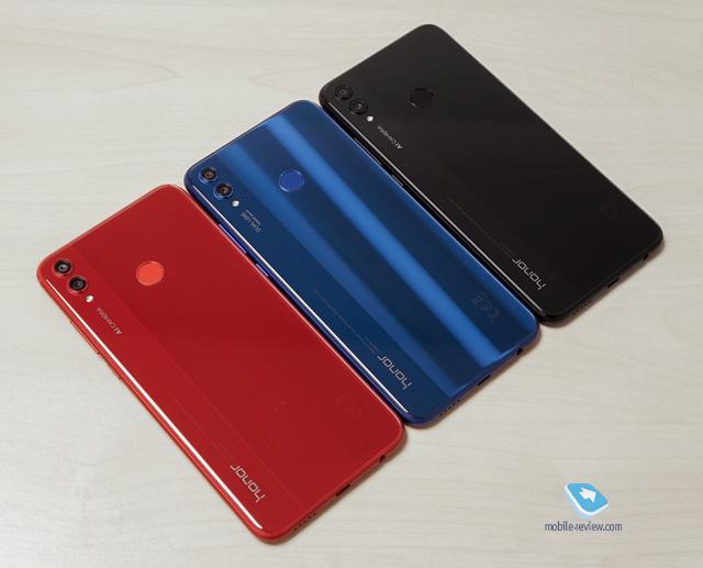 Mobile-review.com Первый взгляд на Honor 8X