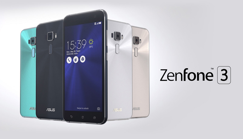 ZenFone 3 (ZE552KL) | Phone | ASUS Global