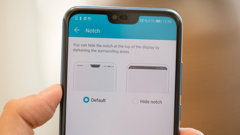 Honor 10 review: Speedy Android notch phone - CNET