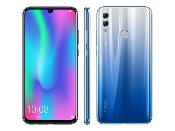 Huawei Honor 10 Lite - обзор, характеристики, цены, отзывы
