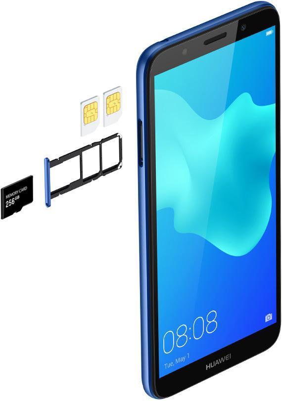 Huawei Y5 Prime (2018) характеристики, обзор, отзывы, дата выхода