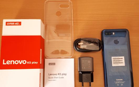 Lenovo K5 Play Review: Face Id, Dual Rear Camera Under $100