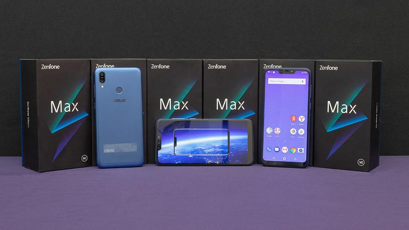 Смартфоны и аксессуары - Обзор смартфона ASUS ZenFone Max (M2