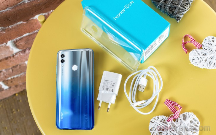 Honor 10 Lite review - GSMArena.com tests