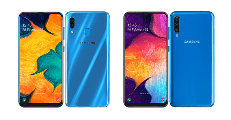 Samsung Galaxy A30 and A50 will be available in the Philippines soon!