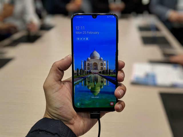 samsung galaxy a30: Samsung Galaxy A30: First impressions