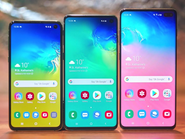 Samsung Galaxy S10e is the best new Galaxy phone for most people