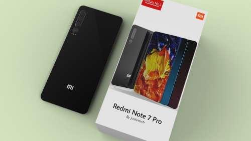 Xiaomi Redmi note 7 pro - 4PDA
